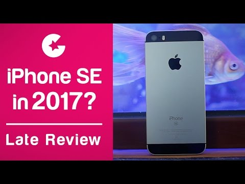 iPhone SE 2017 Late Review – Is It Worth Buying? (iPhone SE vs iPhone 5s)