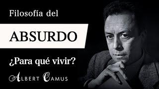 VIVIR en el ABSURDO (Albert Camus) - El MITO de SÍSIFO y la Filosofía del ABSURDISMO