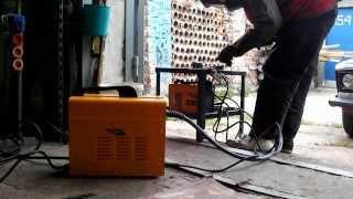 Зварювальний напівавтомат Kaiser MIG-295(Довгоочікуване поповнення моєї маленької майстерні. Повна стаття на моєму блозі за посиланням http://spensor.if.ua/K..., 2013-10-04T14:16:14.000Z)