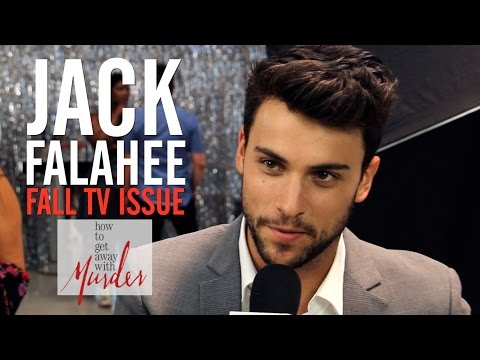 'How To Get Away With Murder' Star Jack Falahee Interview ...