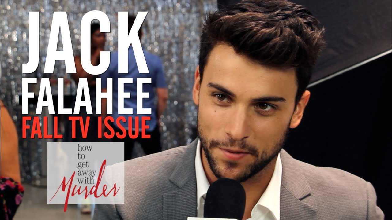 'how To Get Away With Murder' Star Jack Falahee Interview: Thewrap Magazine  Fall Tv Cover Shoot