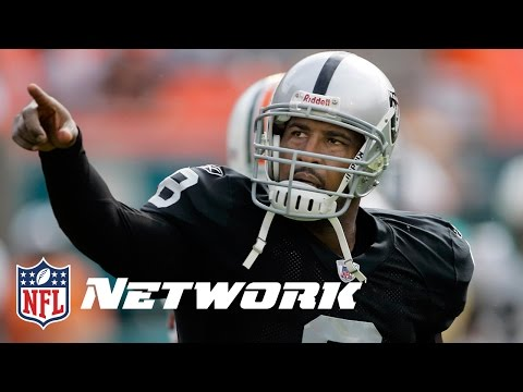 Every QB to Play for the Raiders Since Super Bowl XXXVII | NFL Network | Good Morning Football