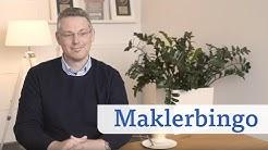 Maklerbingo - Immobilien richtig bewerten!