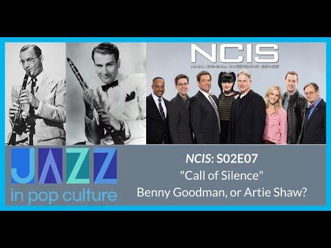 NCIS: Benny Goodman, or Artie Shaw?