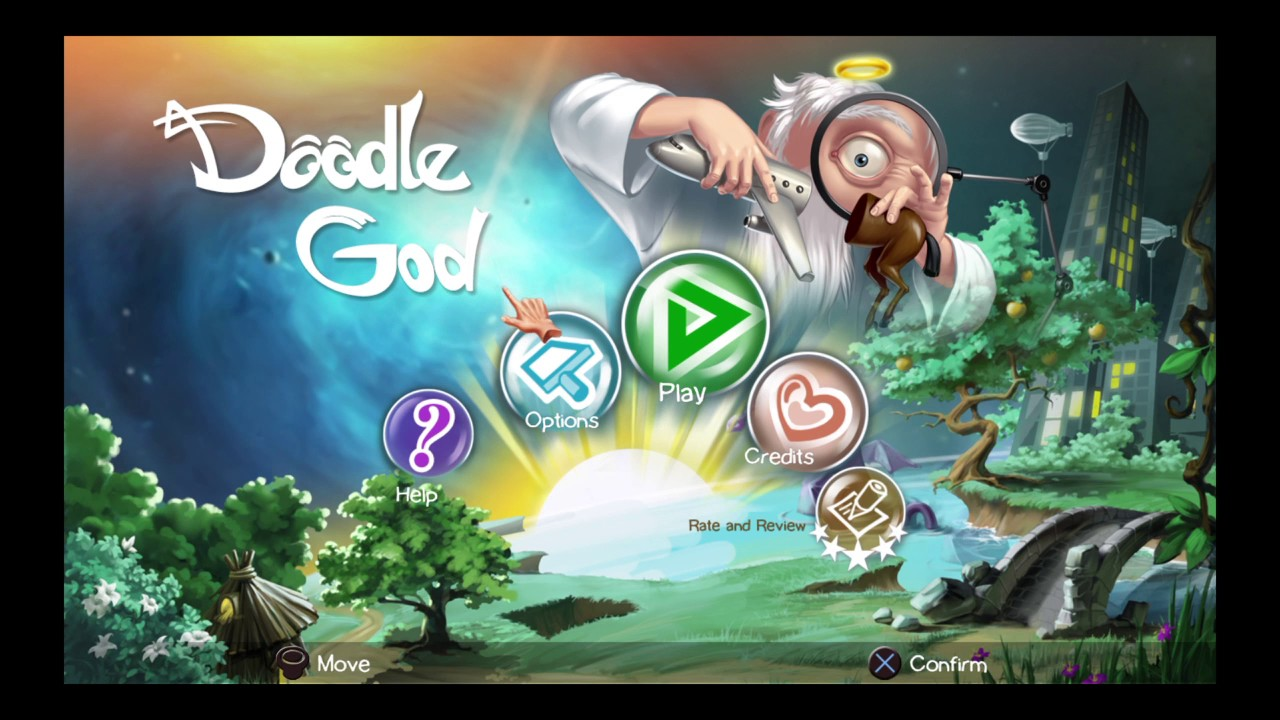Doodle God Lösung