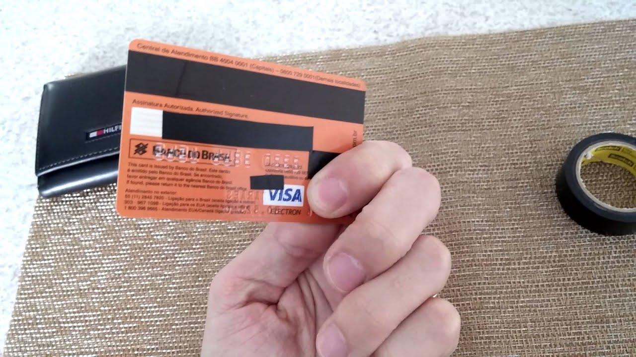 Resultado de imagem para cartão de credito clonado