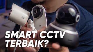 Review Smart CCTV   Yi Home   Yi Dome   Yi Outdoor  ndonesia