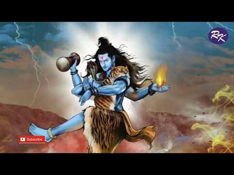 Shiva Tandava Stotram    Original Powerful & Best Trance - By Rk music