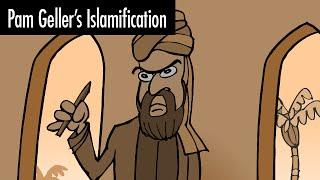Pam Geller's Islamification