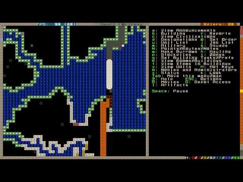 Dwarf Fortress Part 19 - Summer Year 5