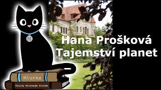 Hana Prošková - Tajemství planet (Krimi) (Mluvené slovo CZ)