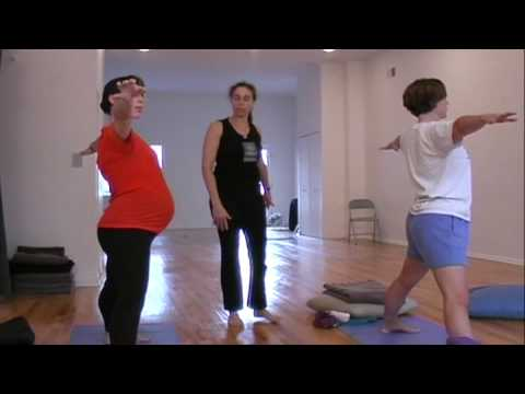 Yoga and exercise during pregnancy
