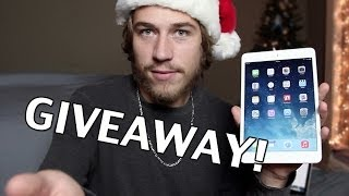 iPad Mini Retina GIVEAWAY!