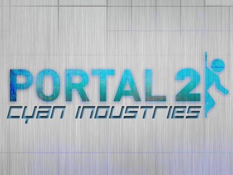 Portal 2: Cyan Industries Co-op Part 2 - Mr. Magoo