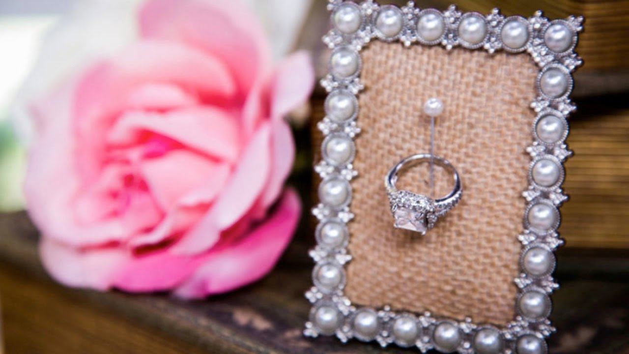 Paige Hemmis Diy Ring Holder Youtube