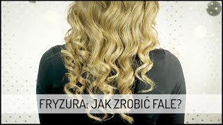 Jak zrobić fale? FRYZURY DIY! | DOMODI TV