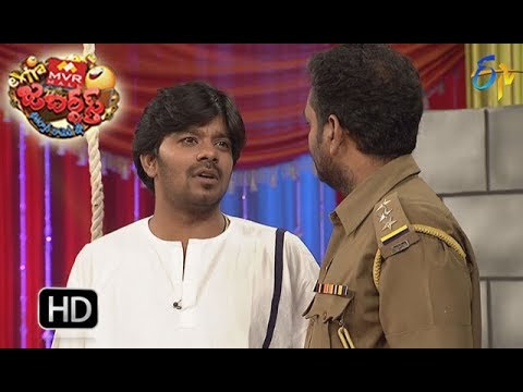 Sudigaali Sudheer Performance | Extra Jabardasth | 15th   December 2017  | ETV Telugu