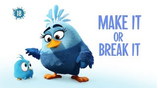 Angry Birds Blues | Make It Or Break It - S1 Ep18