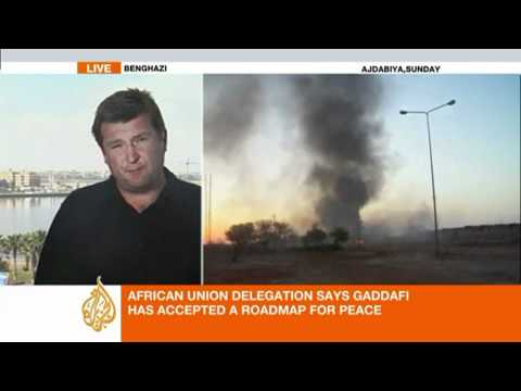 Libya update: AU due to visit Benghazi