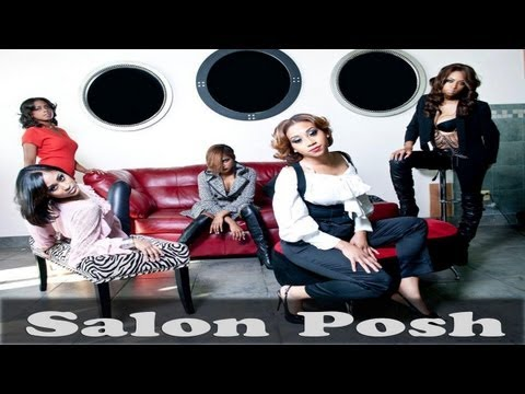 Salon Posh at the Detroit Hottest Hair and Fashion Part 1