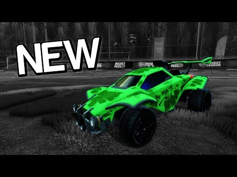 The New Updated Biomass in Rocket League thumbnail