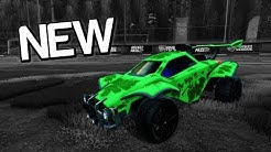 The New Updated Biomass in Rocket League