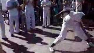 Capoeira at ECCO Walkathon part 17
