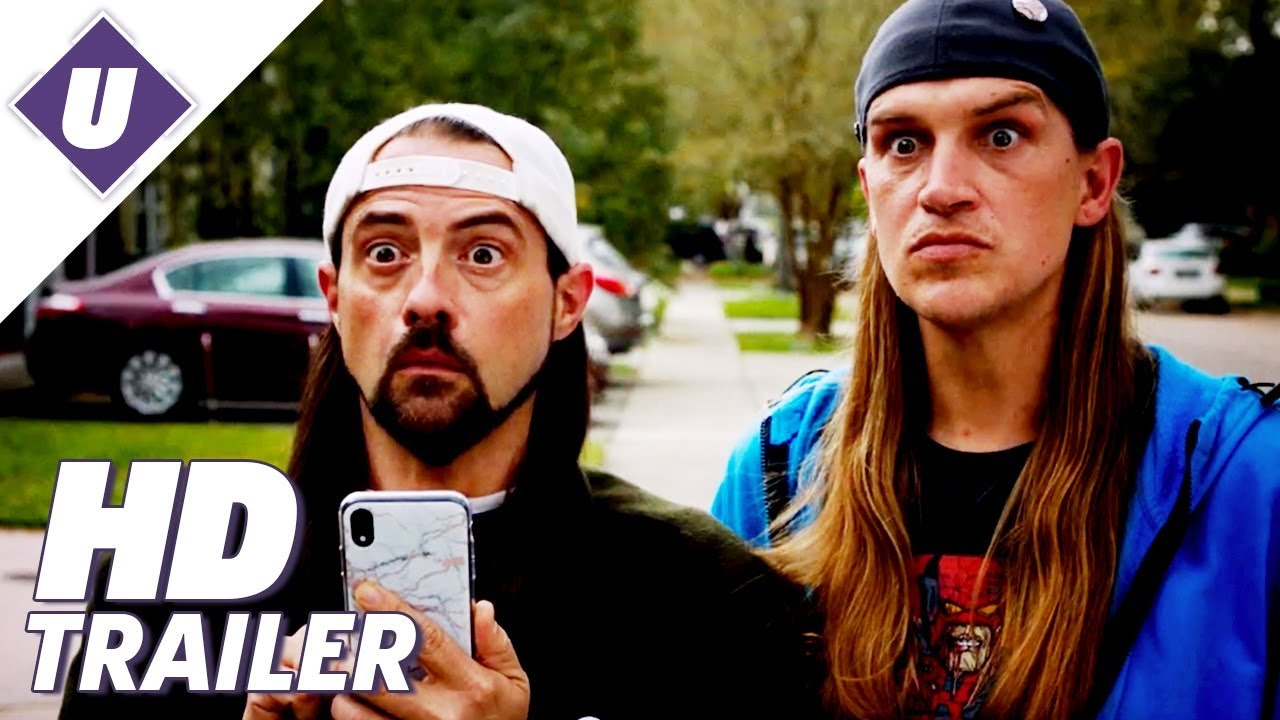 Jay and Silent Bob Reboot (2019) - Official Red Band Trailer   Kevin Smith, Jason Mewes watch and download videoi make live statistics