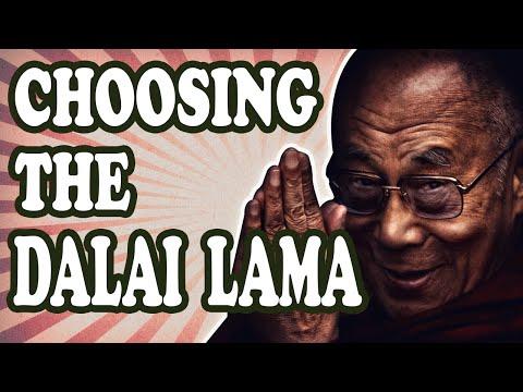 How the Dalai Lama is Chosen