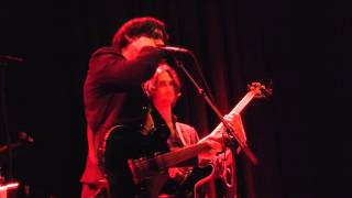 Conor Oberst w. Dawes - Lonely At The Top - live Freiheiz Munich 2014-08-16