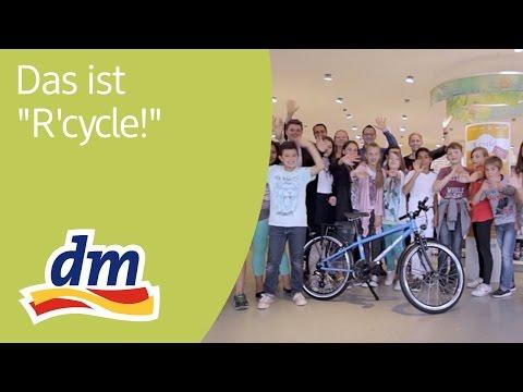 """Aus Deodosen werden Kinderräder: Unser Video erklärt die Aktion """"R'cycle!"""""""