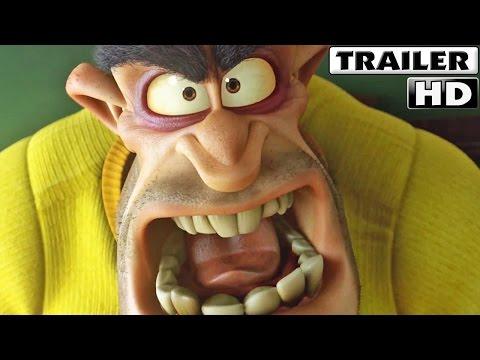 Mortadelo y Filemón Contra Jimmy El Cachondo Trailer 2014 Español