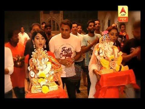 Yeh Rishta Kya Kehlata Hai: Naira and Suvarna dance their heart-out during Ganesh Visarjan