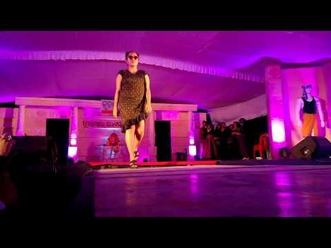 Fashion Show   Nuakhai Bhetghat Bangalore 2017