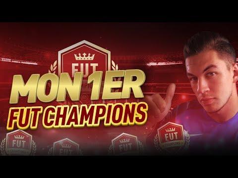 MON 1ER FUT CHAMPIONS FIFA 18 ! (PARTIE 1)