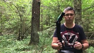 Тестирование ножовки Samurai GC-330-LH