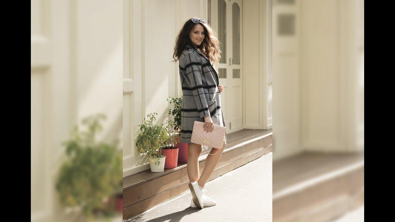 Мои пальтовые ткани - драп Парижанка, кашемир - YouTube