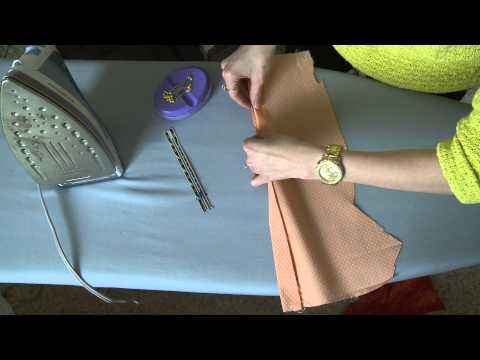 How do you do a blind hem stitch on a sewing machine