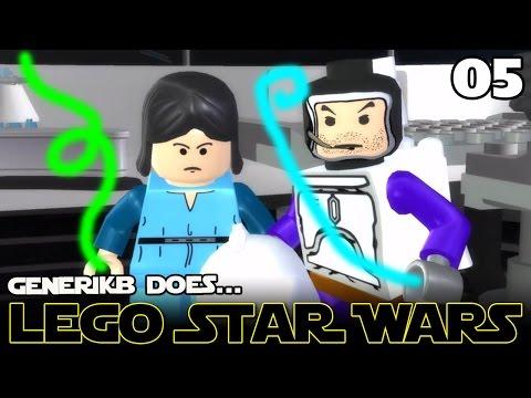 LEGO STAR WARS The Complete Saga Ep 05 -