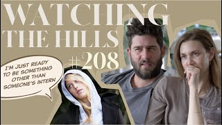 Reacting to 'THE HILLS' | S2E8 | Whitney Port