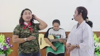 Ibadah Madya & Remaja GKJW Tropodo 9 Agustus 2020