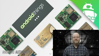What is Android Things?   Gary Explains