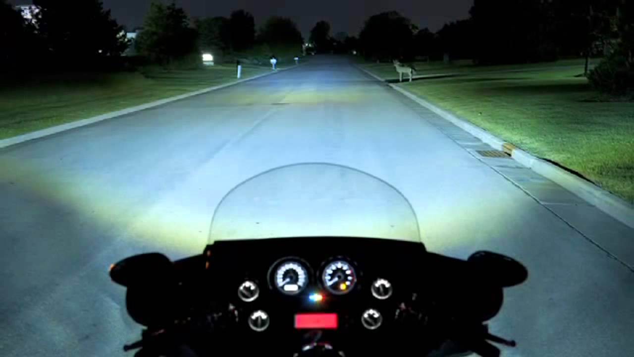 Daymaker LED headlights