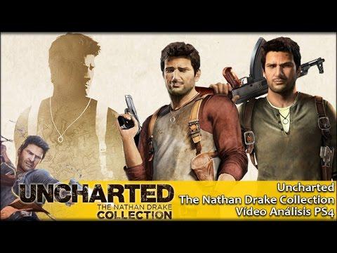 Uncharted The Nathan Drake Collection  | Análisis español GameProTV