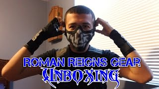 Roman Reigns Gear Unboxing