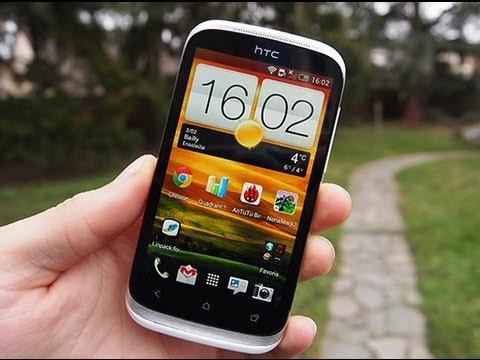 Test HTC Desire X fr (benchmark)