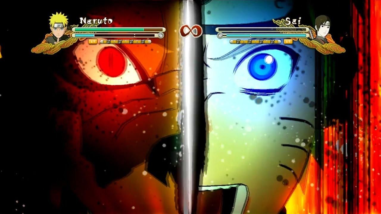 [Xbox 360] Bijuu Mode Naruto: Tailed Beast Bomb - Naruto ...
