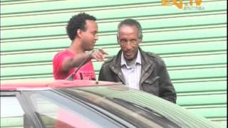 Eritrean comedy   Mezengih Camera   Automatic Car Start