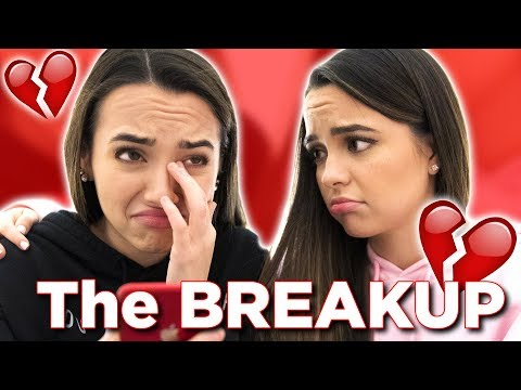 The Breakup - Merrell Twins