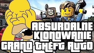 Absurdalne klony GTA - czy Grand Theft Auto da się podrobić? [tvgry.pl]